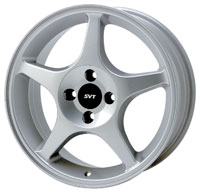 Click for a larger picture of 2000-09 Ford Focus SVT Wheel, Silver