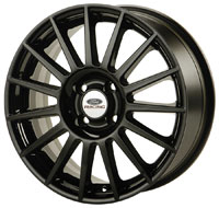 Click for a larger picture of 2000-09 Ford Racing Focus Rally Wheel, Black
