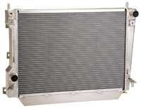 Click for a larger picture of 2005-12 Ford Mustang GT Radiator