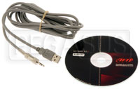 Click for a larger picture of MXL 3.5mm Download Cable with FREE Race Studio 2 Software