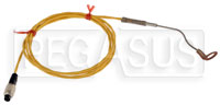 Click for a larger picture of MyChron 10mm CHT Thermocouple with 3-pin 712 Connector