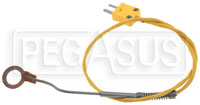 Click for a larger picture of AiM MyChron 12mm CHT Thermocouple, K-Type