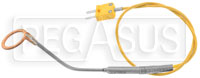 Click for a larger picture of AiM MyChron 18mm CHT Thermocouple, K-Type