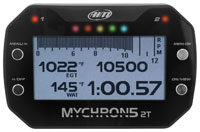 Click for a larger picture of AiM MyChron5 2T Kart Dash Logger