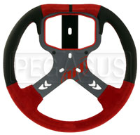 Click for a larger picture of MyChron 4 Steering Wheel