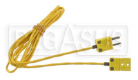 Click for a larger picture of MyChron K-Type to K-Type Thermocouple Patch Cable