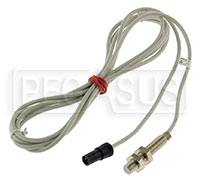 Click for a larger picture of AiM Wheel Speed Proximity Sensor, 719 Lead