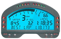 Click for a larger picture of AiM MXL Pista High Performance Digital Dash