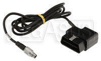 Click for a larger picture of AiM ECU Cable, 5-Pin 712 to OBD-II (CAN only) Connector