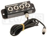 Click for a larger picture of AiM Channel Expansion Hub for MXL, EVO3, EVO4