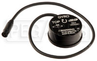 Click for a larger picture of AiM Single Axis Gyroscope Sensor, Bike