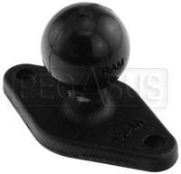 Click for a larger picture of Replacement Diamond Ball Base for AiM SmartyCam Mounts