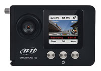 Click for a larger picture of AiM SmartyCam HD Rev.2  Video Camera, 60 degree lens