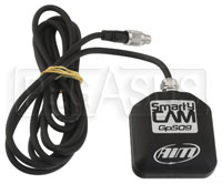 Click for a larger picture of AiM GPS09B Receiver for SmartyCam HD