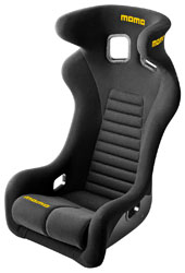 Click for a larger picture of (SL) MOMO Daytona XL Racing Seat