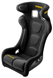 Click for a larger picture of (SL) MOMO Daytona Evo XL Racing Seat