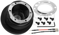 Click for a larger picture of MOMO Steering Wheel Hub Adapter, Nissan 350Z
