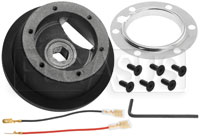 Click for a larger picture of MOMO Steering Wheel Hub Adapter, Ford Focus, late Mustang