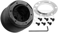 Click for a larger picture of MOMO Steering Wheel Hub Adapter, Honda Civic 92-95
