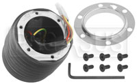 Click for a larger picture of MOMO Steering Wheel Hub Adapter, 90+ Honda with Cruise