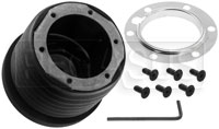 Click for a larger picture of MOMO Steering Wheel Hub Adapter, Honda Civic 96-00