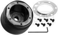 Click for a larger picture of MOMO Steering Wheel Hub Adapter, Mazda Miata (-97), RX-7