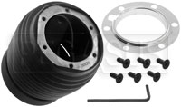 Click for a larger picture of MOMO Steering Wheel Hub Adapter, Porsche 944, 89-04 911