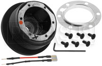 Click for a larger picture of MOMO Steering Wheel Hub Adapter, Subaru WRX