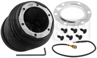 Click for a larger picture of MOMO Steering Wheel Hub Adapter, Porsche 911 (Long)