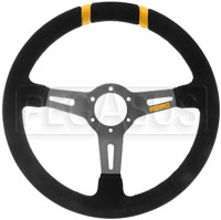 Momo Model Drift Racing Steering Wheel Suede 330mm