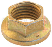 Click for a larger picture of MS21042 Style B Jetnut, All Metal Locknut