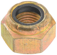 Click for a larger picture of MS21044 Nylock Hex Nut
