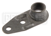 Click for a larger picture of MS21051 Single Lug Nut Plate, Self-Locking, Fixed