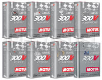 Click for a larger picture of Motul 300V Racing Engine Oil