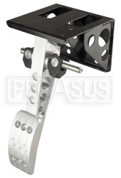Click for a larger picture of OBP Pro-Race V2 Firewall Mount Single Brake Pedal