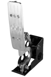 Click for a larger picture of OBP Pro-Race Throttle Pedal Assembly, Floor or Top Mount