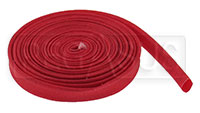 Click for a larger picture of OMP Fire Resistant Sheath, 10mm x 5 Meter Roll
