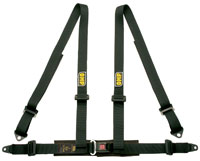 Click for a larger picture of OMP Road 4 Harness, 4-Point