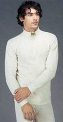 Click for a larger picture of OMP Sofidry Underwear Top, Long Sleeve Turtleneck, FIA