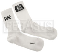 Click for a larger picture of OMP One Ankle Socks, FIA 8856-2000