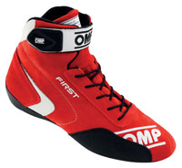 Click for a larger picture of OMP FIRST Shoe, MY2020, FIA 8856-2018