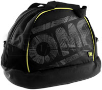 Click for a larger picture of OMP HANS Helmet Bag with Visor Sleeve