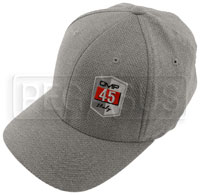 Click for a larger picture of OMP Racing Spirit Flexfit Hat, OMP 45 Shield