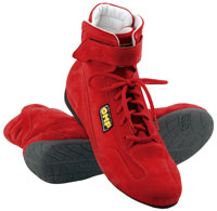 Click for a larger picture of OMP Costa Smeralda Driving Shoe, FIA Approved