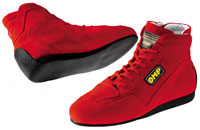 Click for a larger picture of OMP Imola Driving Shoe, FIA Approved