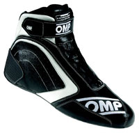 Click for a larger picture of OMP One Evo Driving Shoe, FIA Approved