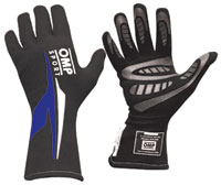 Click for a larger picture of OMP 2019 Sport Line Gloves, FIA / SFI 3.3