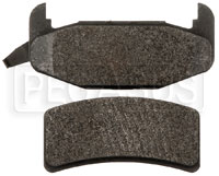 Click for a larger picture of PFC Street Brake Pad, Olds Cutlass Rear (D377)