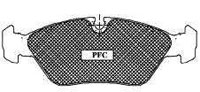 Click for a larger picture of PFC Racing Brake Pad, 87-91 BMW M3, 80-85 928 (D395)