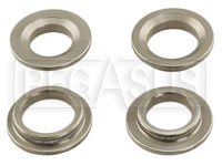 Click for a larger picture of PFC Caliper Piston Cap Kits with Retainers